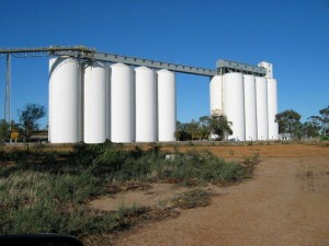 Tammin Wheat Silos