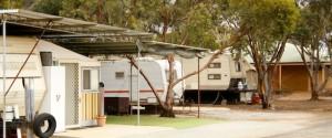 Lake King caravan park